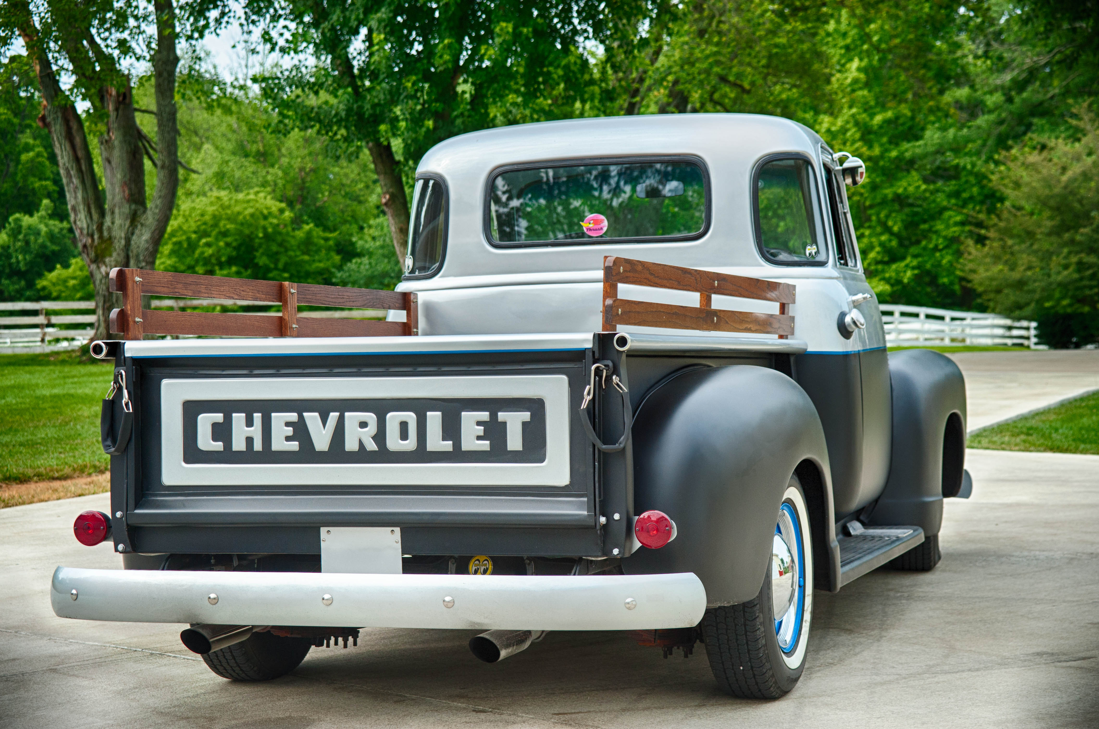 1954 chevrolet 3100 5 window pickup southern indiana for 1954 chevy truck 5 window